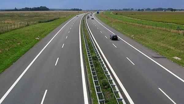 Автомагистраль. Архивное фото