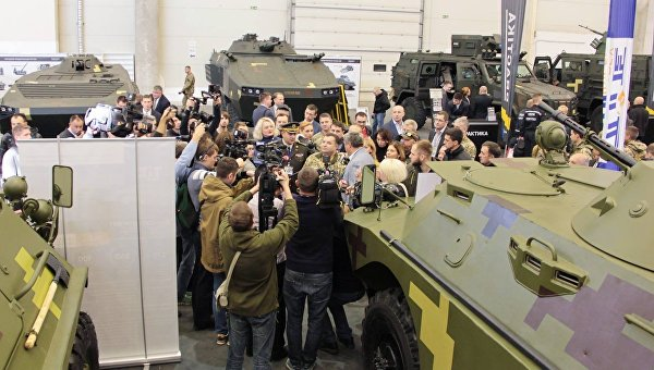 Армия закупит у Укроборонпром БТР-4Е