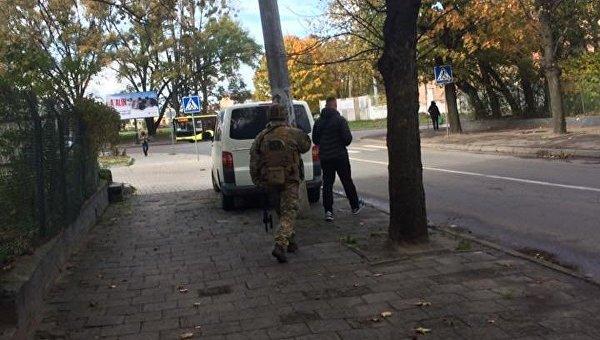 СБУ во Львове провела обыски у левых националистов