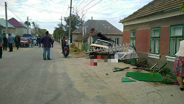 В Одесской области ВАЗ насмерть сбил трех пенсионерок