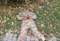 Задержание экс-бойцов добробата в Одессе