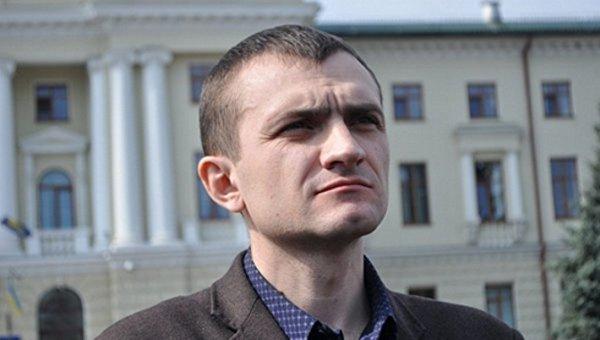 Александр Симчишин. Архивное фото