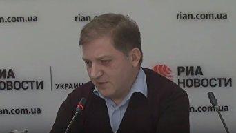 Закон об образовании изолировал Украину от европейских партнеров — Волошин