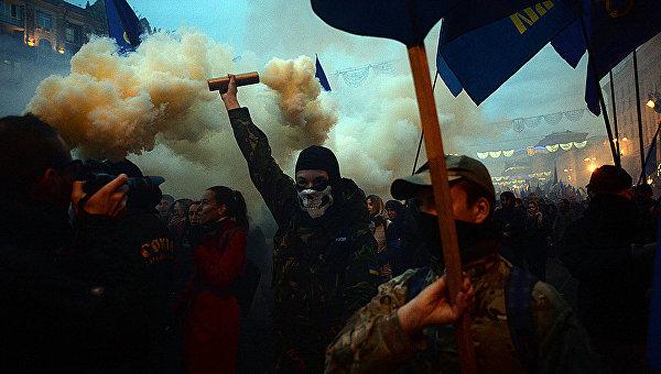 ВКиеве массовые мероприятия прошли без нарушений— МВД