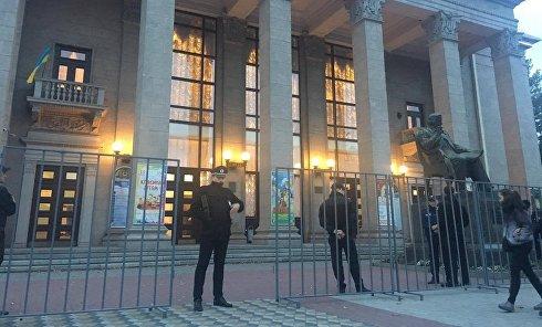 Концерт Бабкина в Запорожье