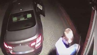 В Лондоне воры угнали сверхмощный BMW за несколько секунд. Видео
