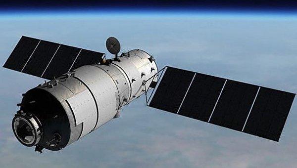 Космическая станция Tiangong-1