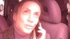 Появилось видео скандального задержания женщины-водителя в Киеве. Видео