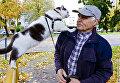 Кот-легкоатлет Лёва из Калининграда стал знаменитостью