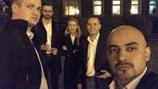 Найем с депутатами отправились к Порошенко