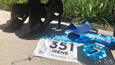 В США установили мировой рекорд по марафону на каблуках