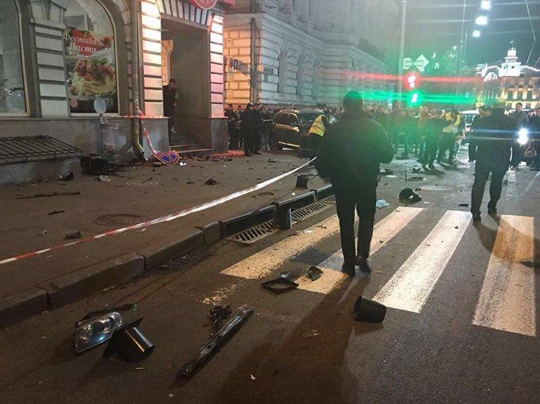ДТП в Харькове, где погибли 6 человек