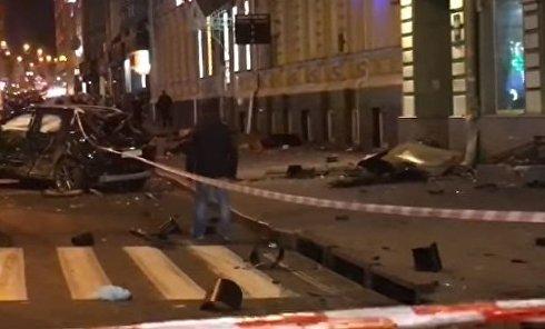 Смертельное ДТП в Харькове. Видео