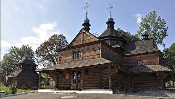 Благовещенский храм в Коломые