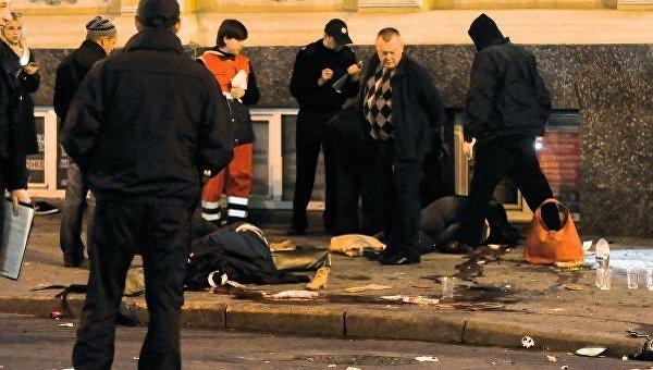 На месте ДТП в Харькове, в котором погибли 5 человек