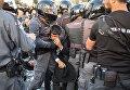 Задержание ультраортодоксов в Израиле
