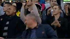 Матч Лиги Европы Заря - Герта. Видео