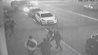 Еще одна камера зафиксировал момента смертельной аварии в Харькове. Видео