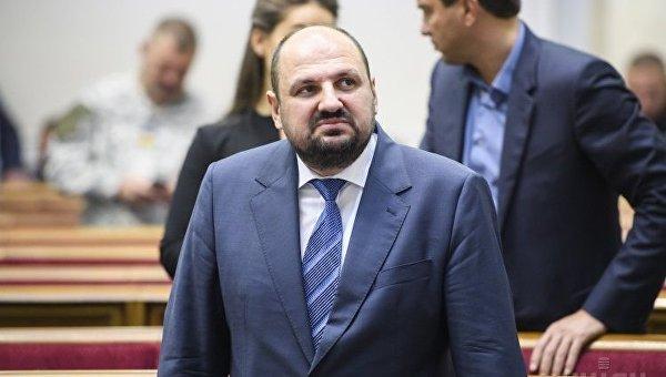 Народный депутат Борислав Розенблат. Архивное фото