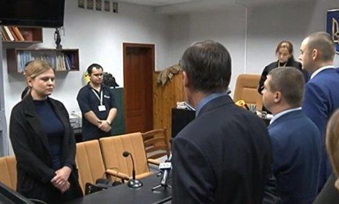 Оглашение приговора Елене Зайцевой