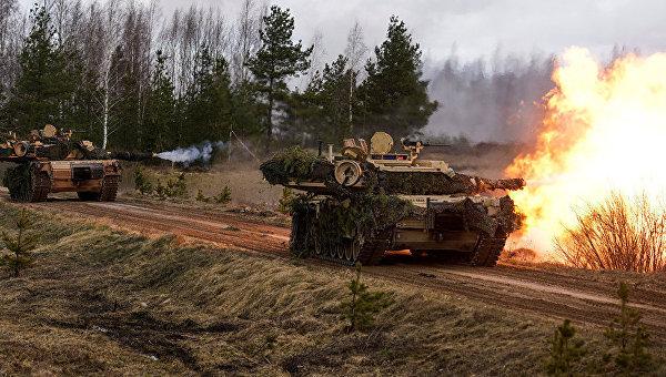 Тиллерсон: НАТО считает невозможным восстановление отношений сРоссией