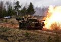 Учения НАТО.. Архивное фото