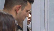 Суд над подозреваемой в смертельном ДТП в Харькове. Видео
