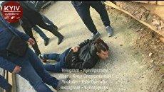 Похитительница ребенка в Киеве