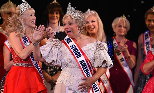 Конкурс Ms. Senior America 2017
