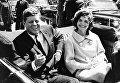 Джордж и Жаклин Кеннеди