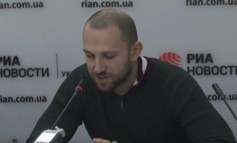 Якубин об истинных целях организаторов протестов под Радой. Видео