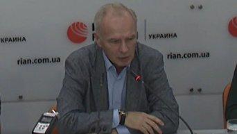 Рудяков: протесты под Радой были предпродажной подготовкой. Видео
