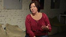 Журналист из Казахстана Жанара Ахмет