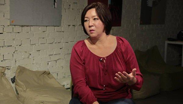 Юрист: Оппозиционная журналистка изКазахстана Жанара Ахмет задержана вКиеве