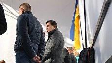 Михаил Саакашвили, 20 октября 2017