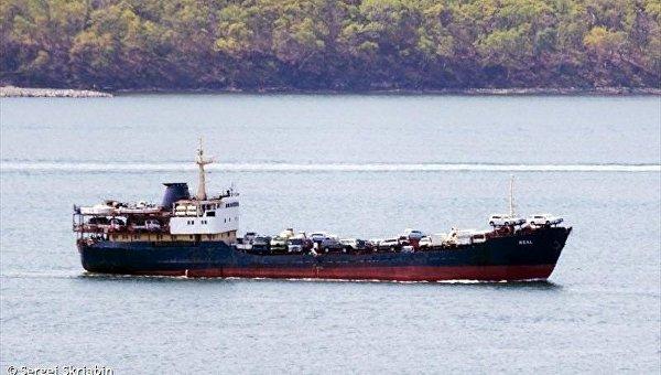 Российское судно Real