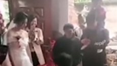 Сбежавшая невеста по-китайски. Видео