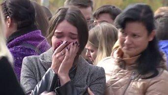 В Харькове и Сумах попрощались с тремя жертвами резонансного ДТП