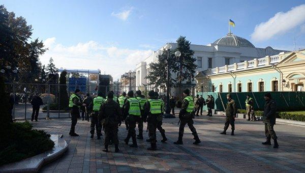 Шкиряк: наохрану митинга под Радой потратили 43 млн. грн