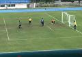 Футбол по-тайски. Самый невероятный пенальти в истории. Видео