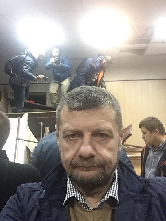 Нарде-радикал Игорь Мосийчук