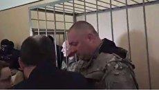 Скандальный суд по делу главы ОУН. Онлайн