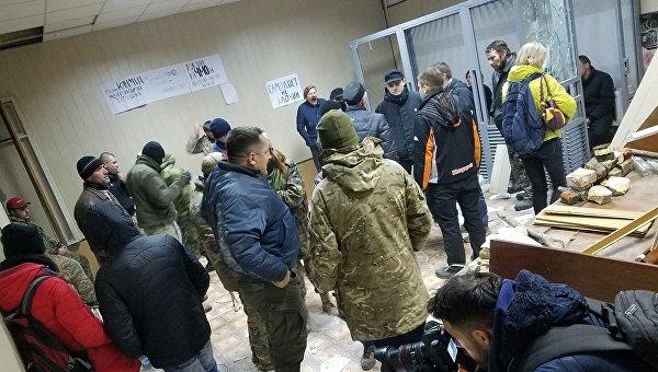 Еще 6-ти задержанным забеспорядки вСвятошинском суде избраны меры пресечения