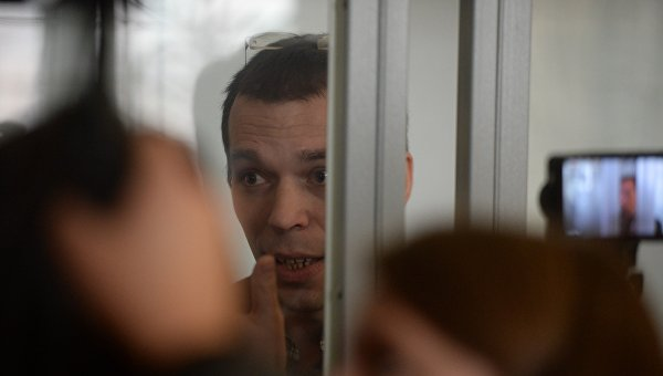 Суд по делу журналиста Василия Муравицкого