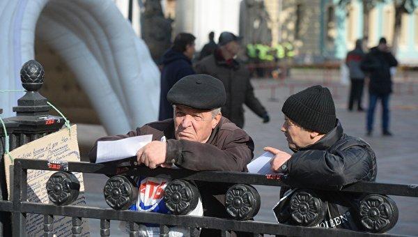 Саакашвили анонсировал новое вече 29октября
