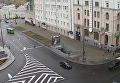Элитный внедорожник проехал на красный на месте на месте ДТП в Харькове. Видео