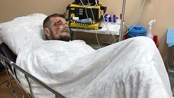 Раненный Мосийчук