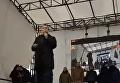 Новое вече под Радой. Видео