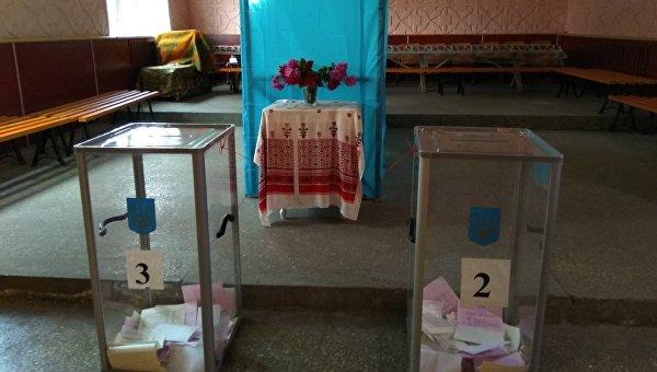 Выборы в объединенные территориальные громады в Черкасской области