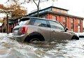 Ураган Герварт в Германии